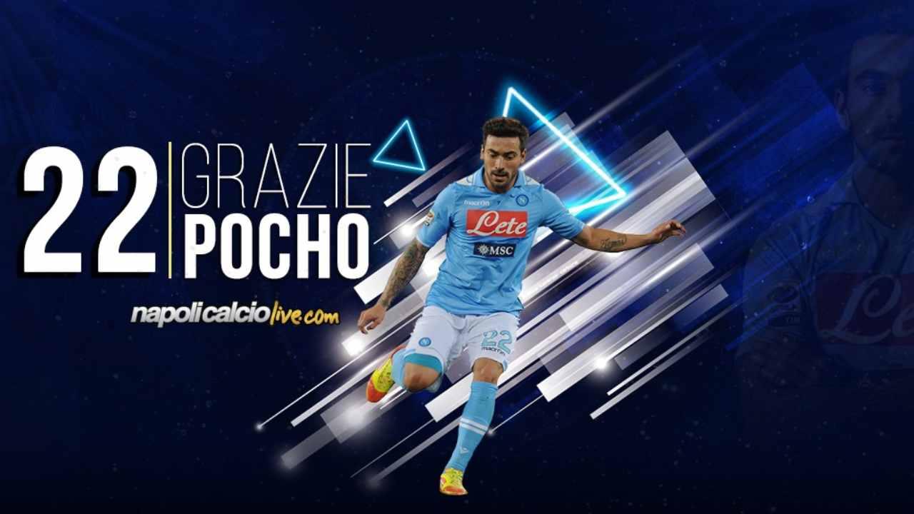 ritiro Pocho Lavezzi