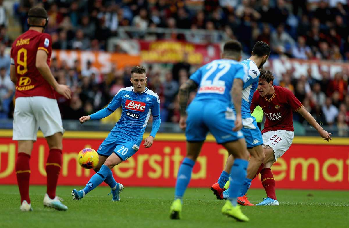 Roma-Napoli (Getty Images)