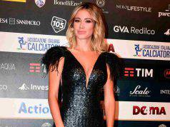 Diletta Leotta video Galà Calcio