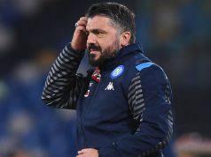 Gattuso al Napoli