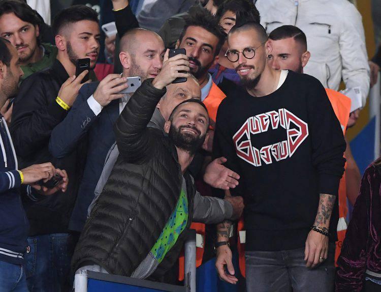 Hamsik Napoli Genk