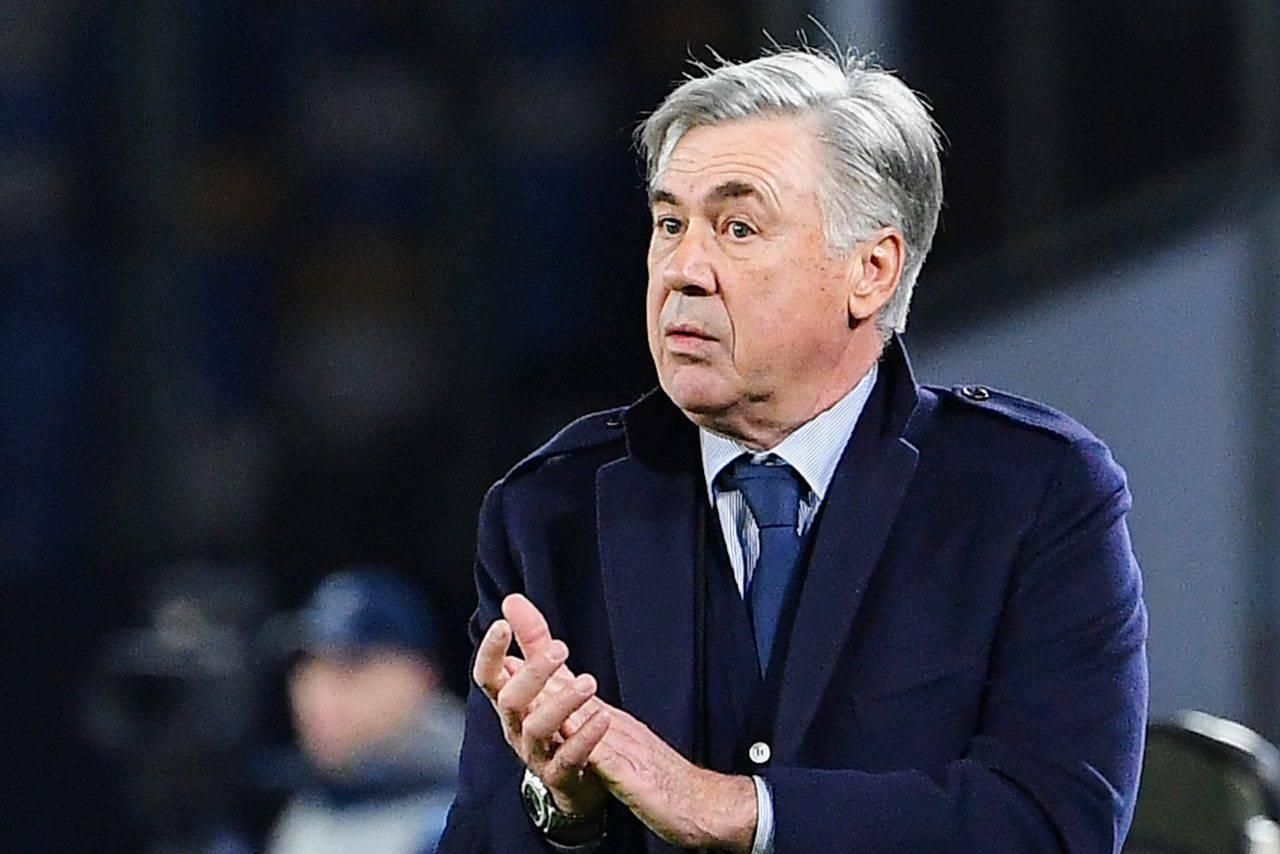 Ancelotti Napoli Genk
