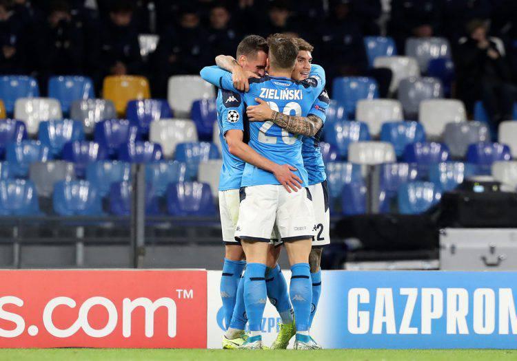 Sorteggio Champions Napoli