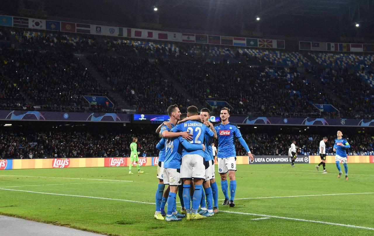 Napoli Parma