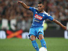 Ghoulam - Juventus Napoli