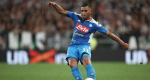 Probabili formazioni Napoli Inter Ghoulam