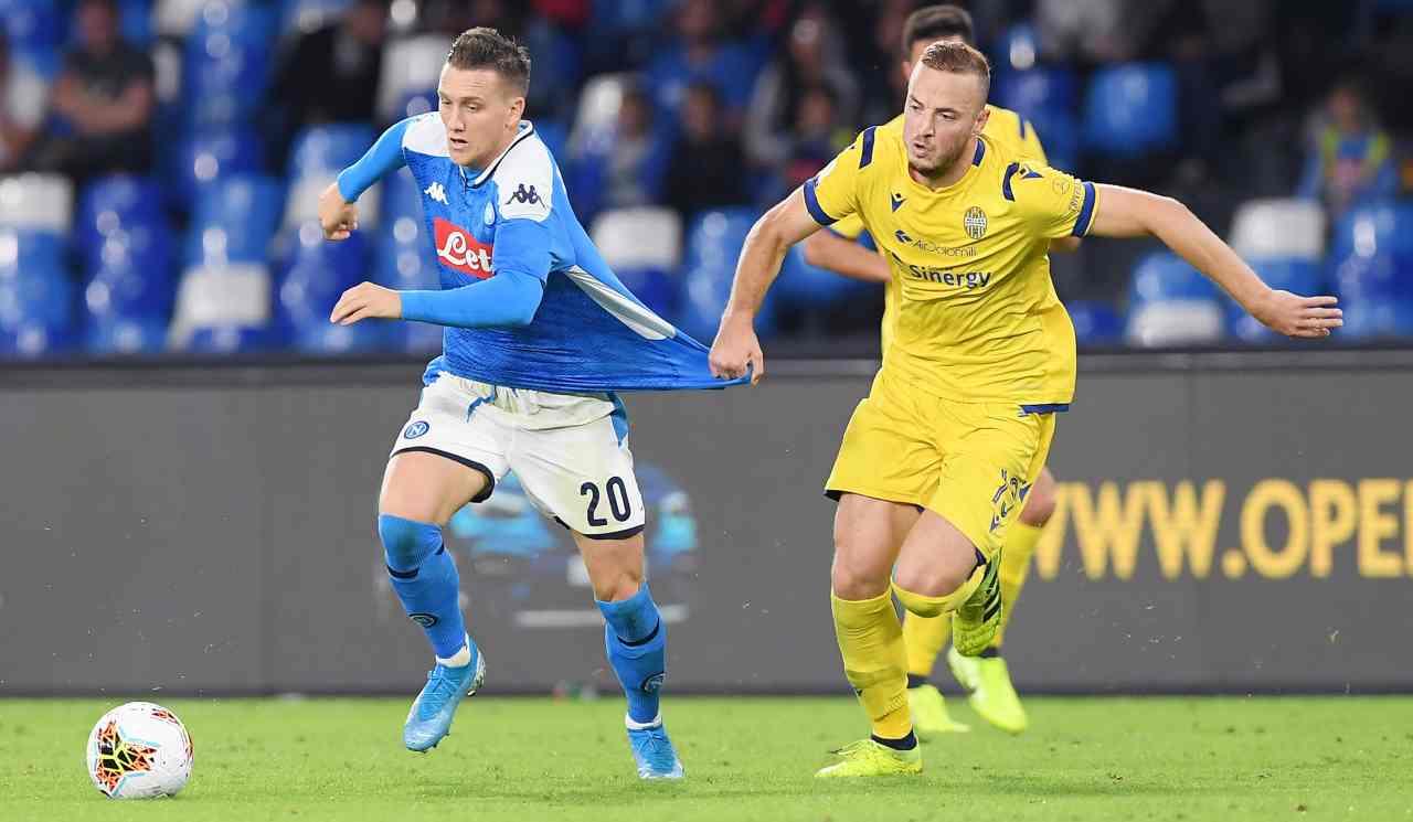 Rrahmani Calciomercato Napoli