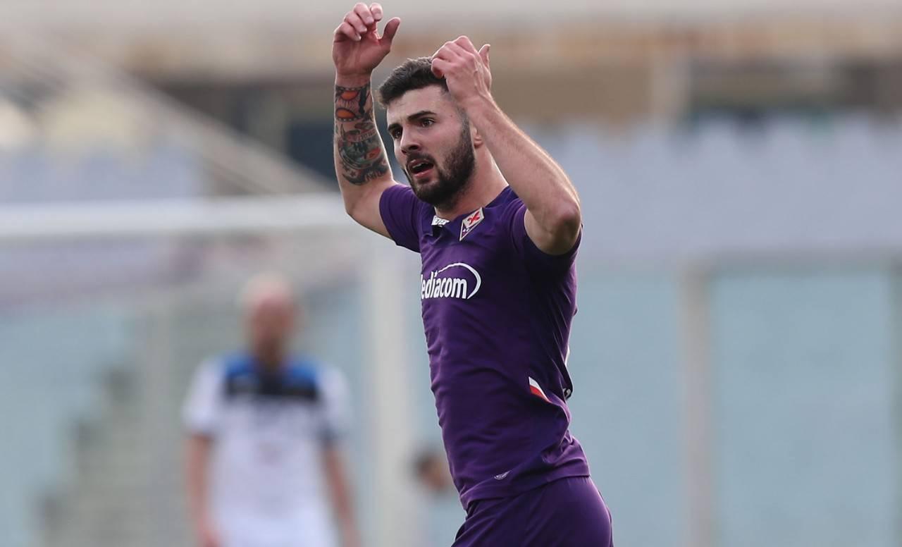 Cutrone alla Fiorentina