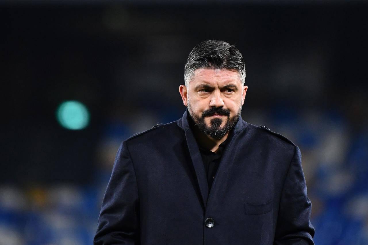 Gattuso Napoli-Inter