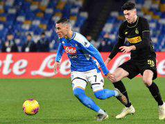 Callejon Napoli-Inter