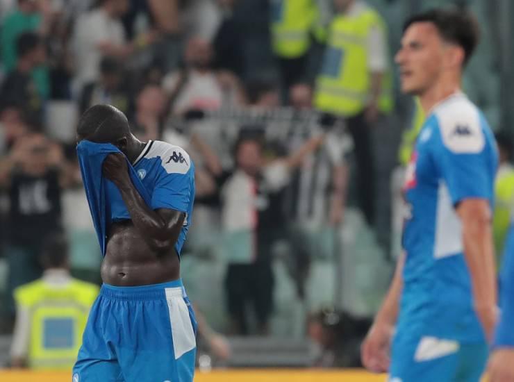 Koulibaly Juventus Napoli