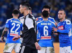 Napoli Juve Insigne Cristiano Ronaldo