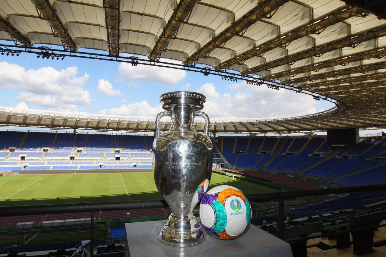 Stadio Olimpico Roma Euro 2020