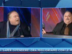 Chiariello Iannicelli lite Campania Sport