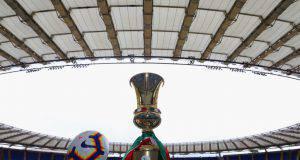 Napoli Inter calendario Coppa Italia