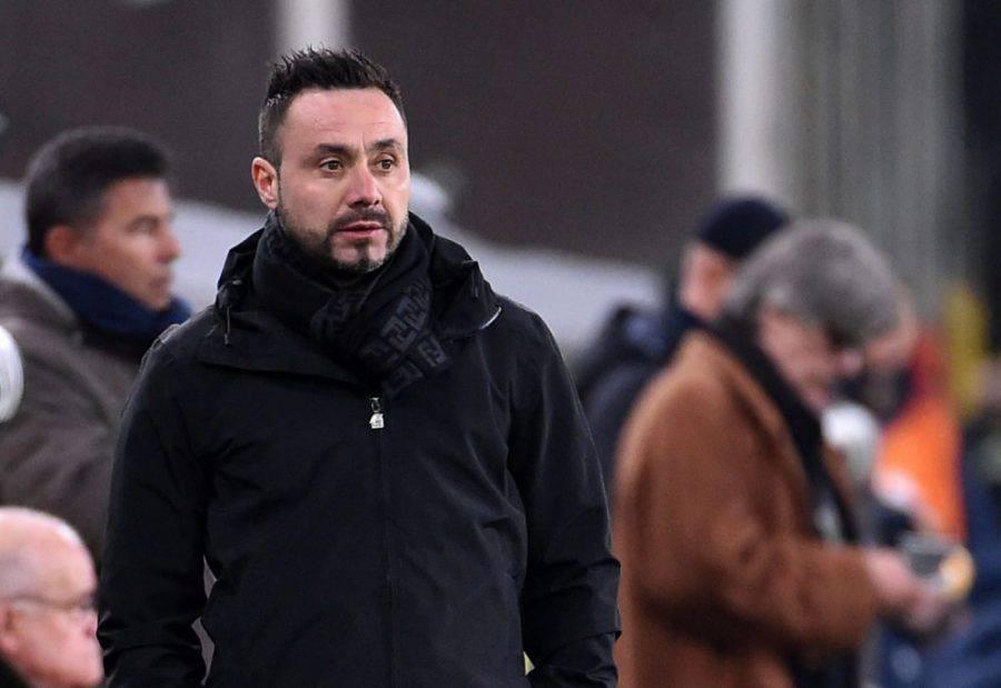 De Zerbi Prossimo allenatore Napoli
