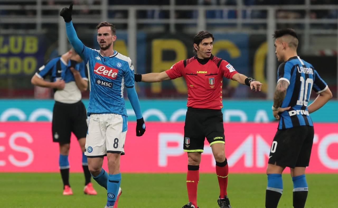 Fabian Ruiz Inter Napoli