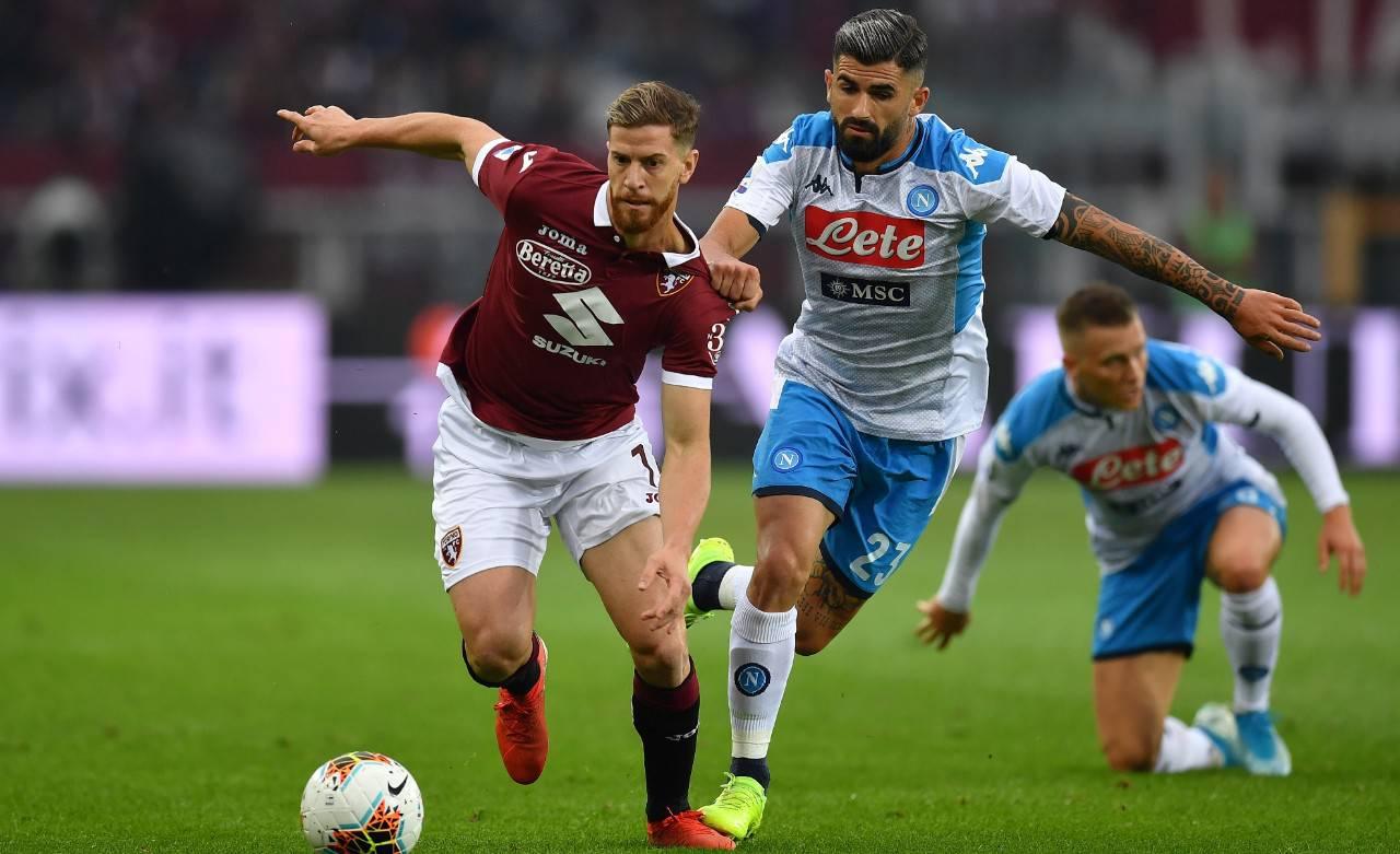 Hysaj Napoli Torino