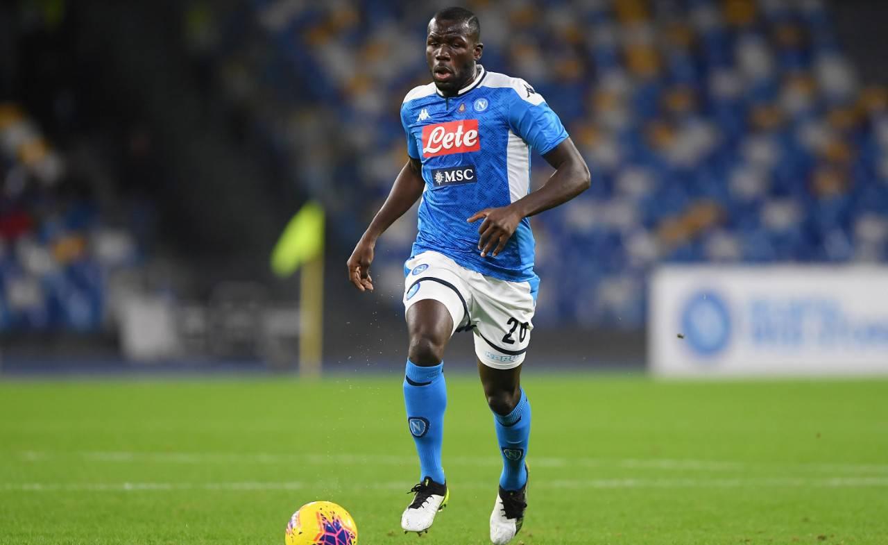 Kalidou Koulibaly calciomercato Napoli