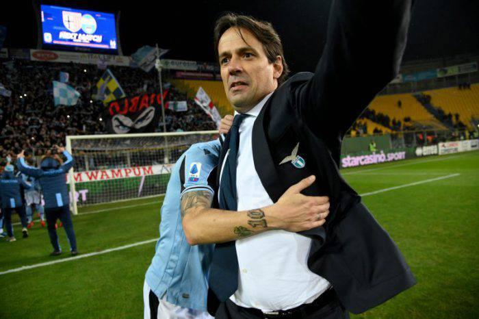 Simone Inzaghi Prossimo allenatore Napoli