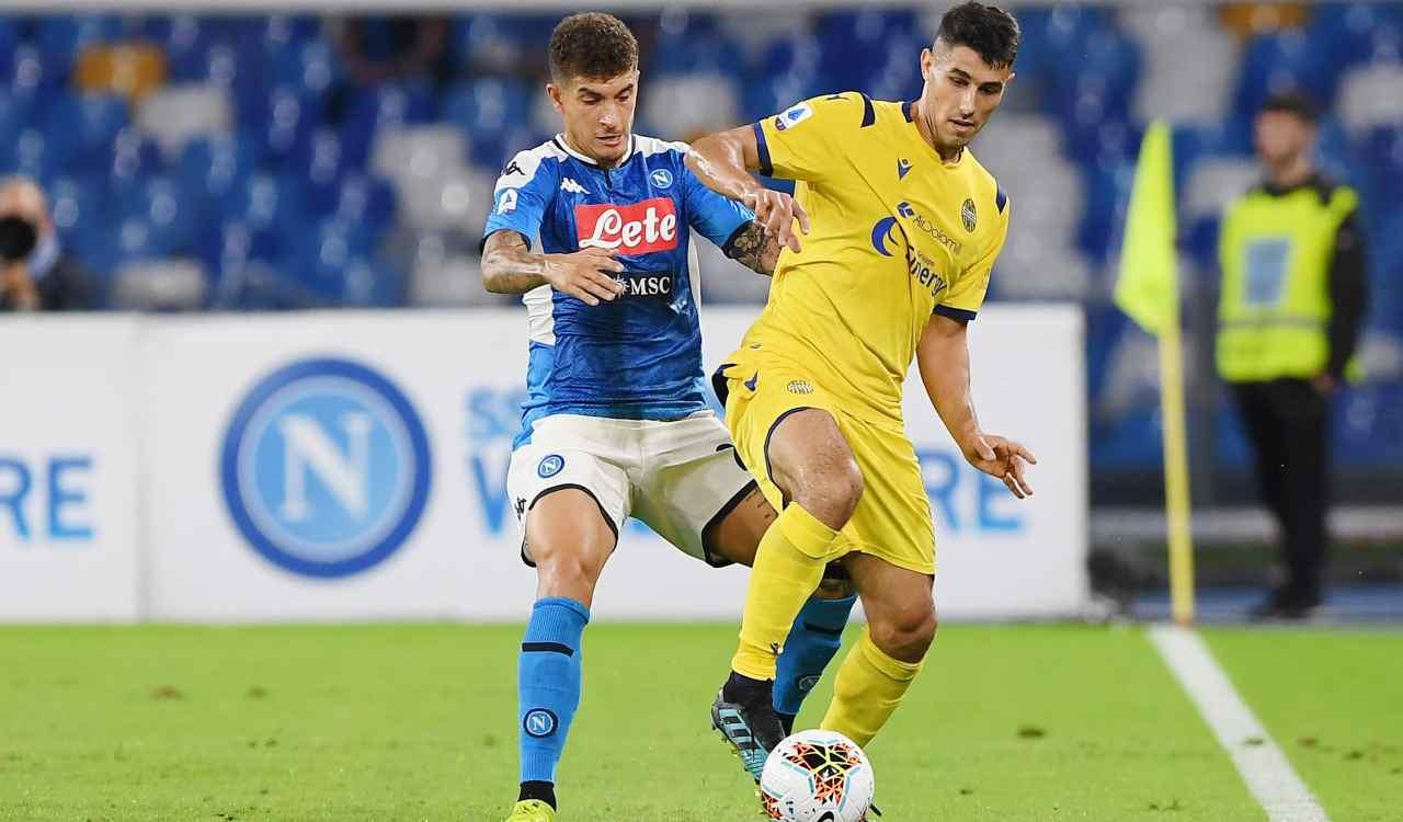 Rinnovi Napoli Di Lorenzo