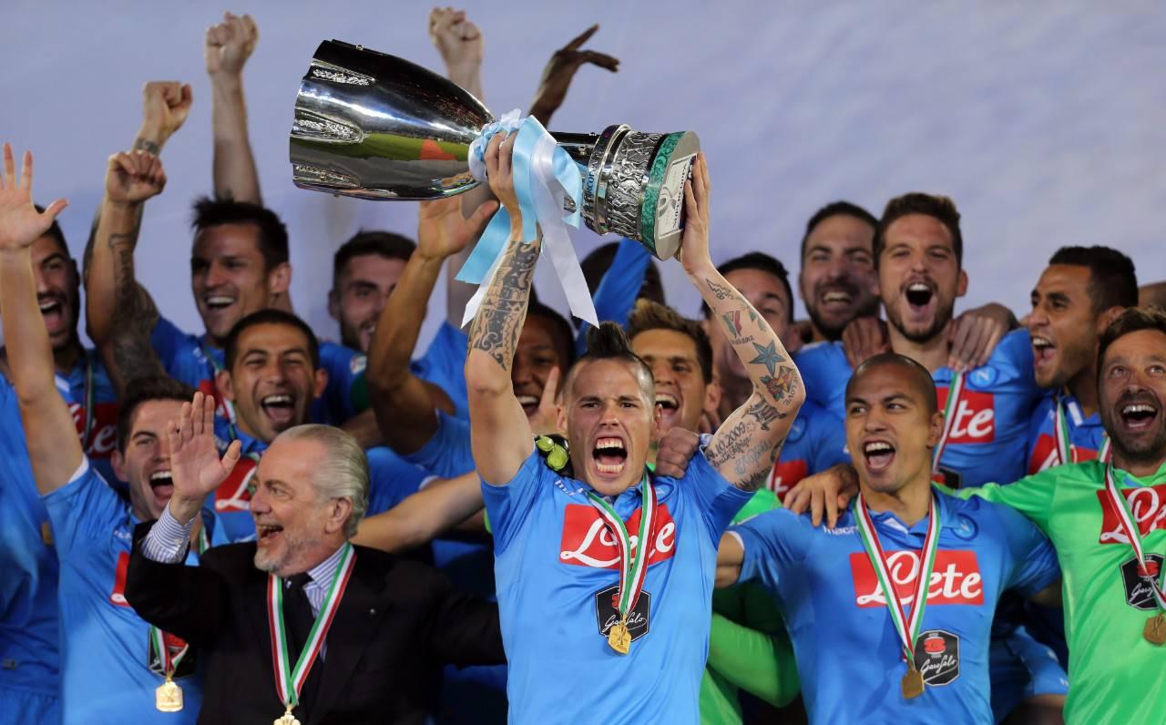 Hamsik Supercoppa