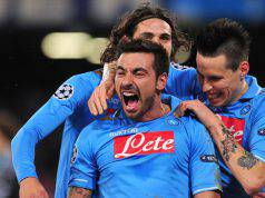 Lavezzi Champions League