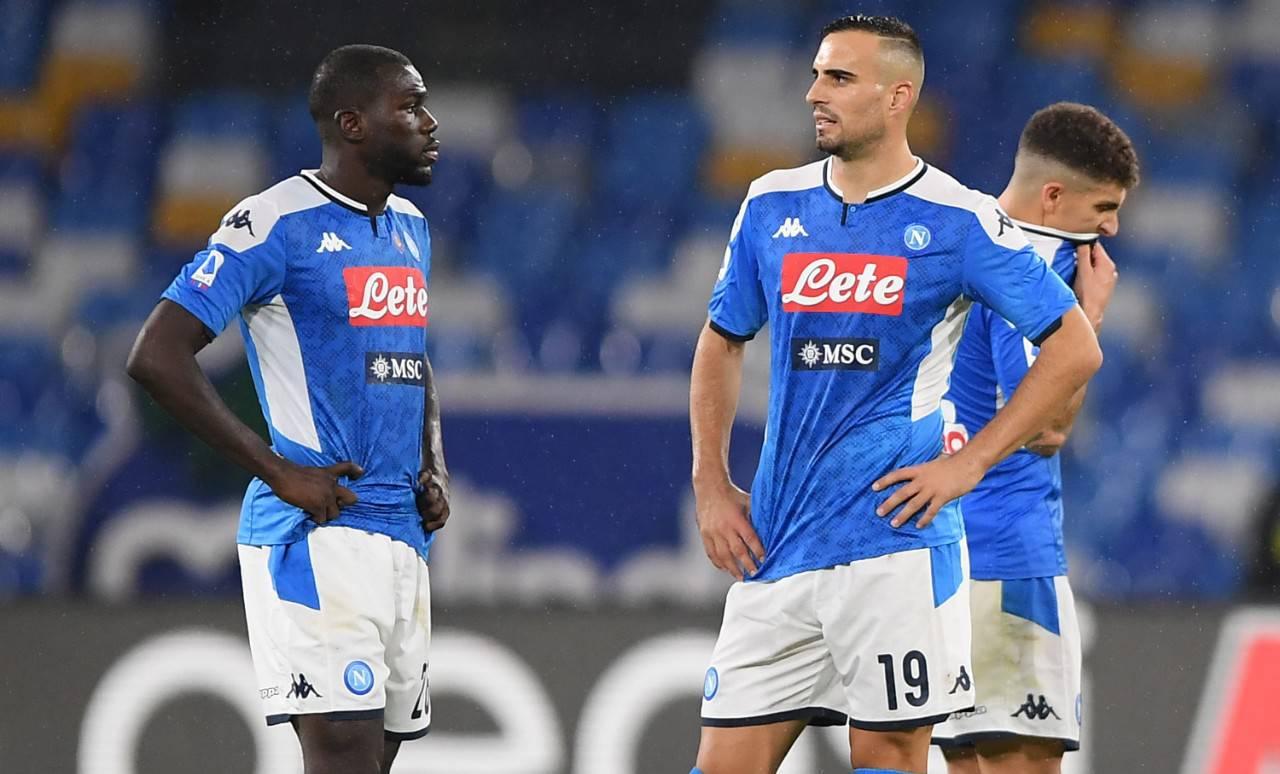 Maksimovic Koulibaly calciomercato Napoli cessione