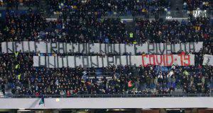 tifosi Napoli solidarietà