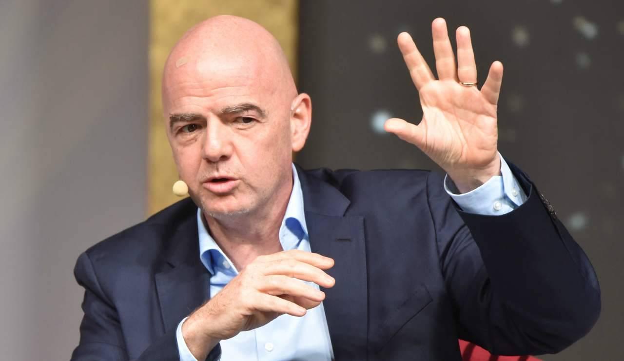 Fifa propone nuove regole