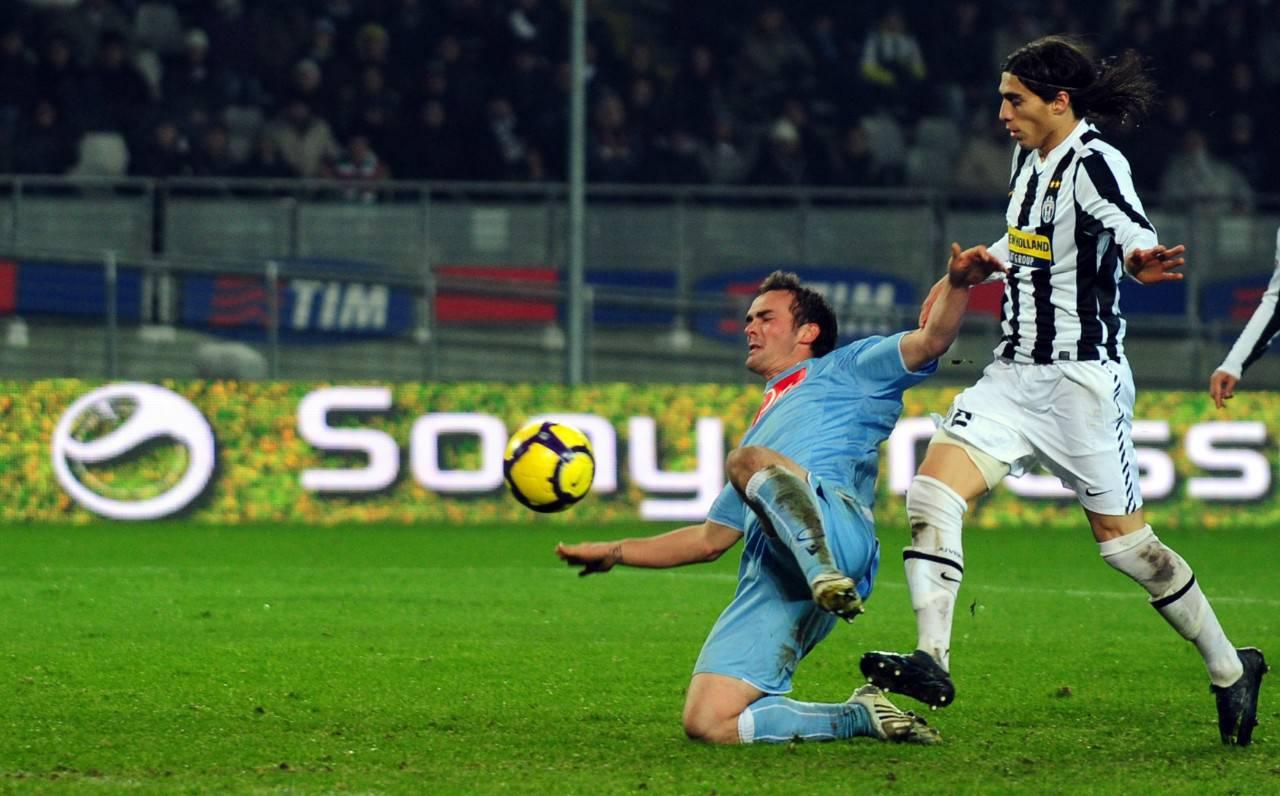 Hoffer Juve Napoli