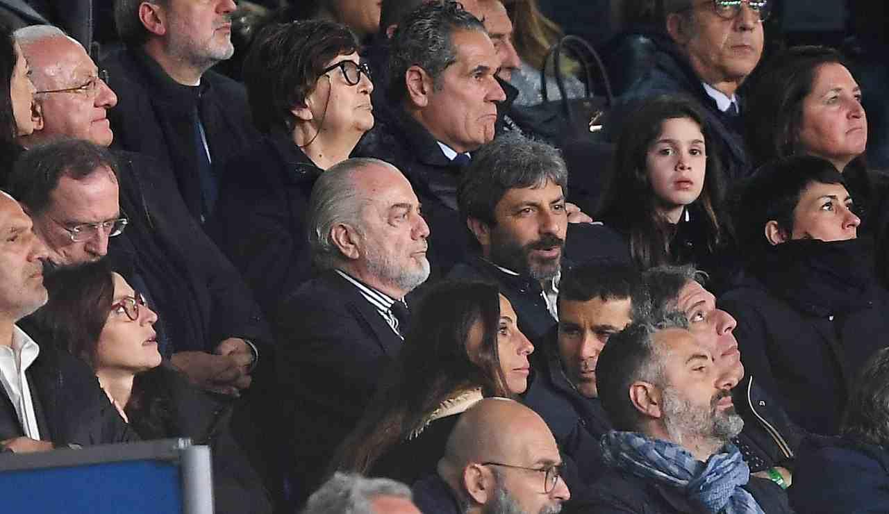 Lega Serie A, De Laurentiis attesa decisione governo