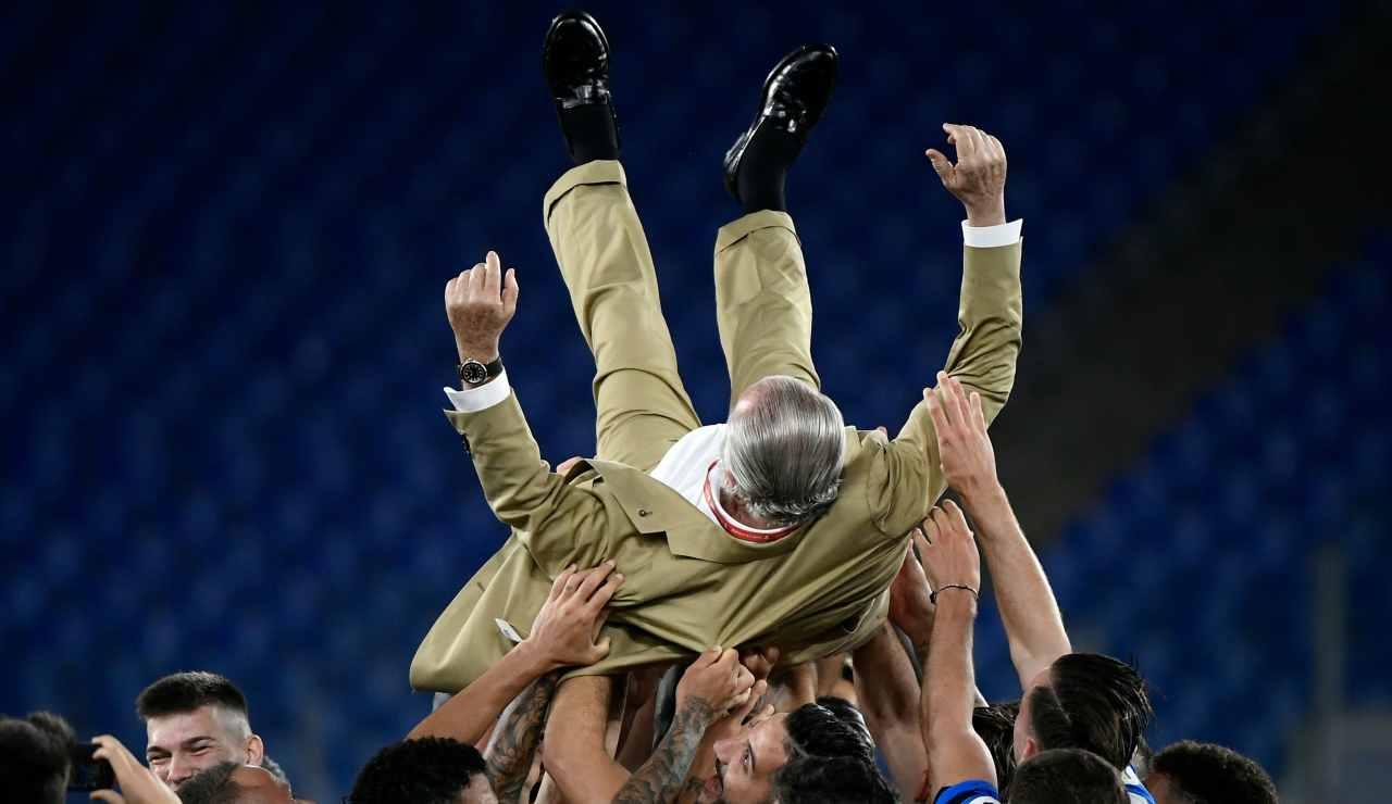Napoli obiettivo Champions