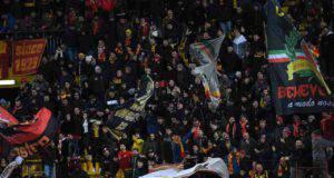 tifosi Benevento Serie B