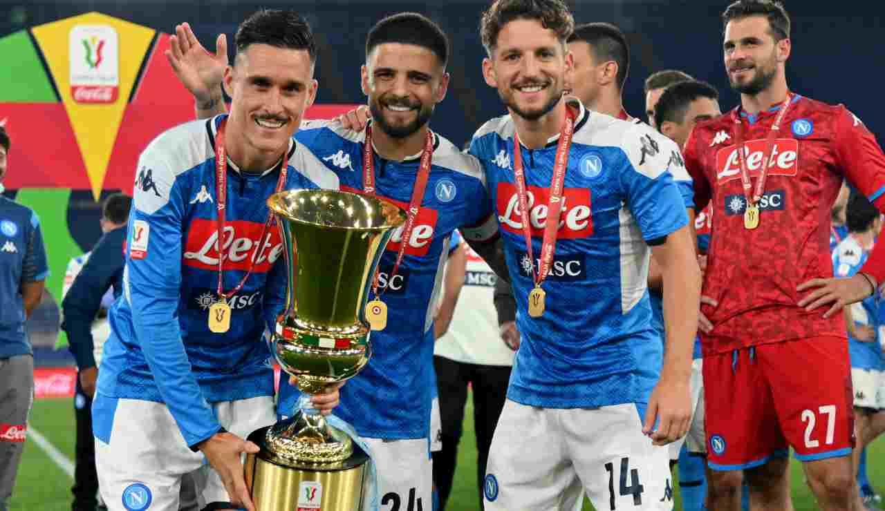 Callejon Coppa Italia