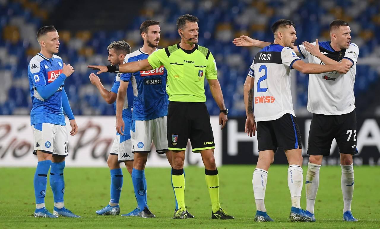 Where to find Napoli vs. Atalanta on US TV and streaming ...  |Napoli- Atalanta
