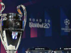 Champions final eight