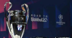 Champions final eight
