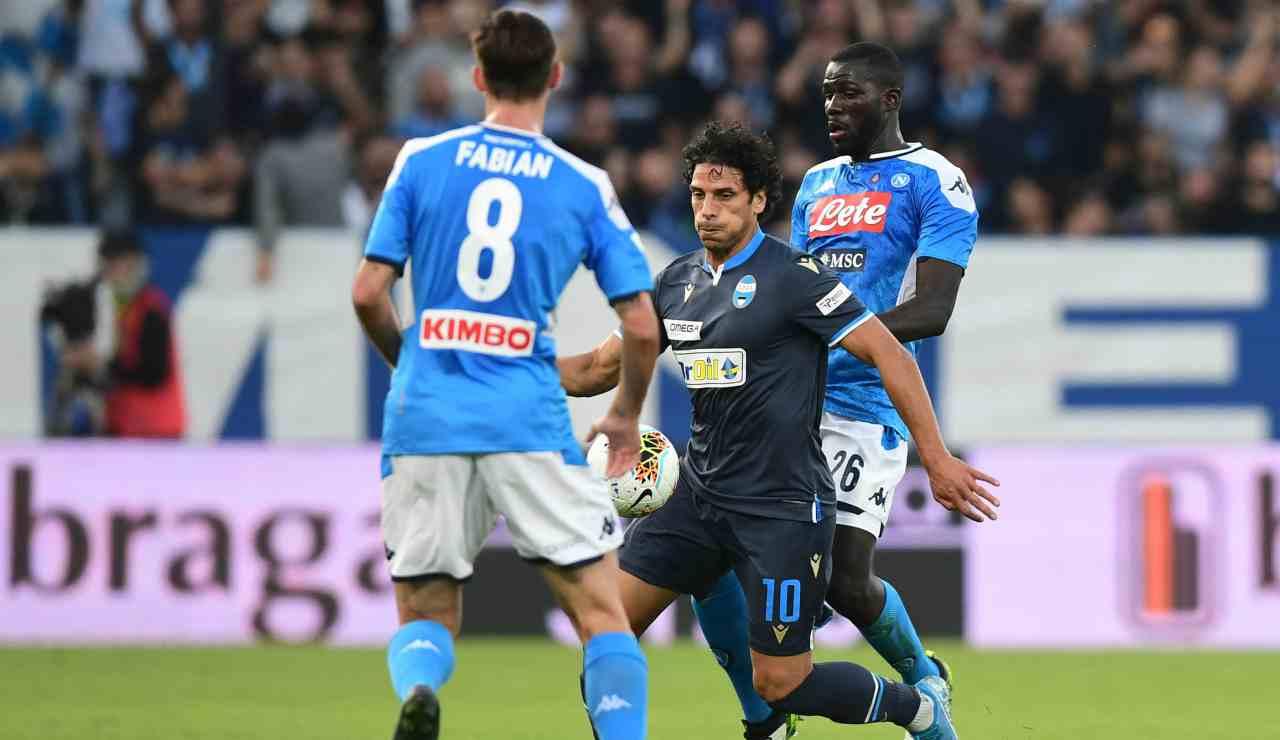 Napoli rinnovi titolari Koulibaly e Fabian Ruiz