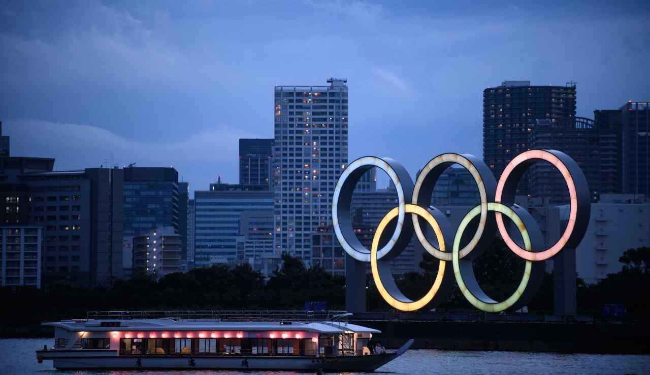 olimpiadi tokyo in 10 giorni