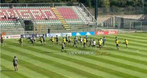 calciomercato Napoli ritiro