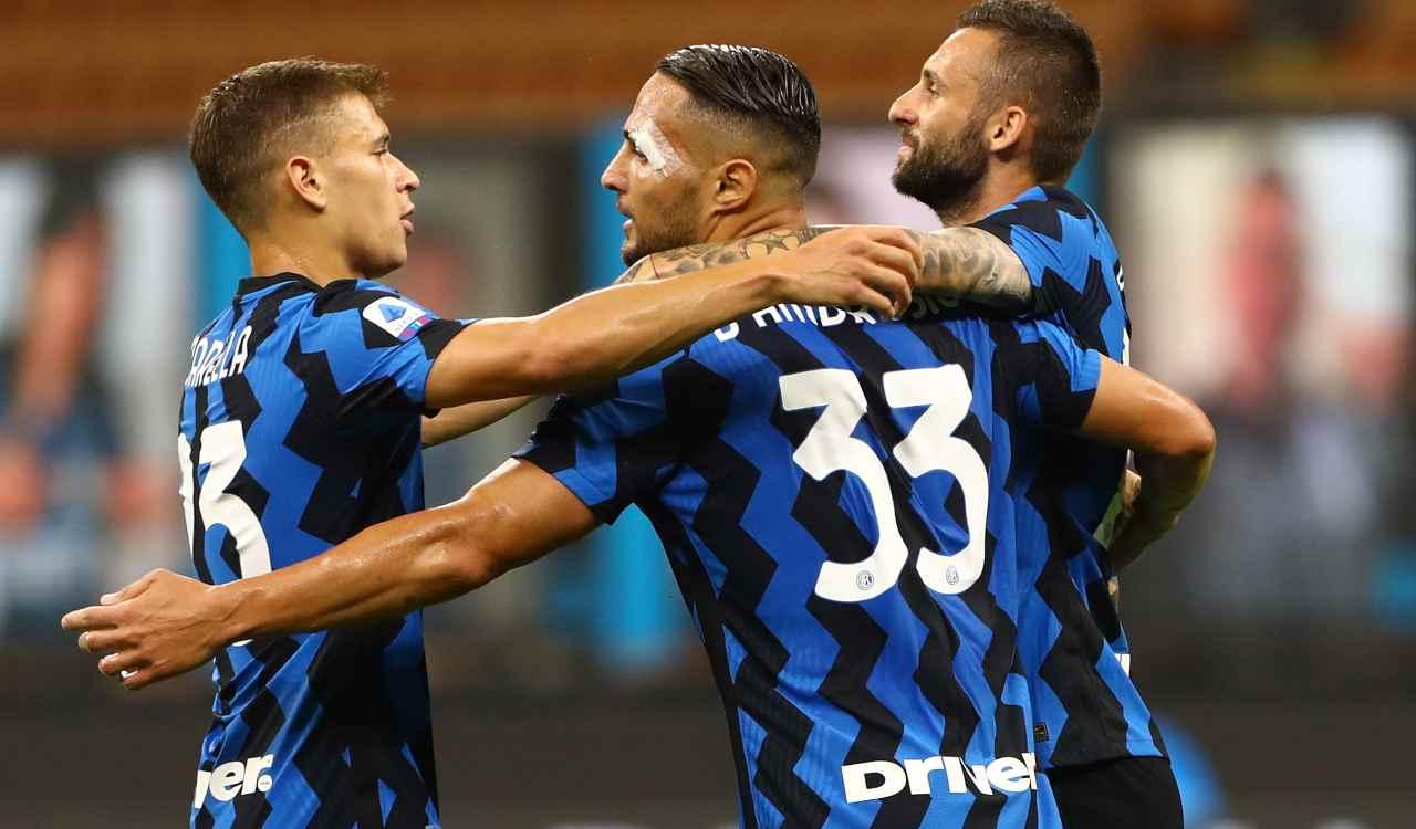 Allan Napoli Inter