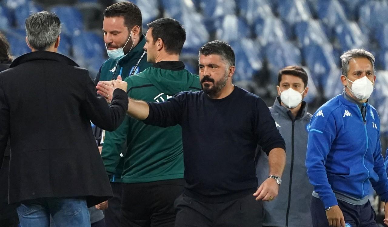 Gattuso Real Sociedad Napoli