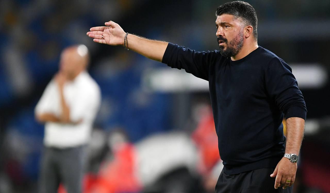 Gattuso Napoli rinnovo