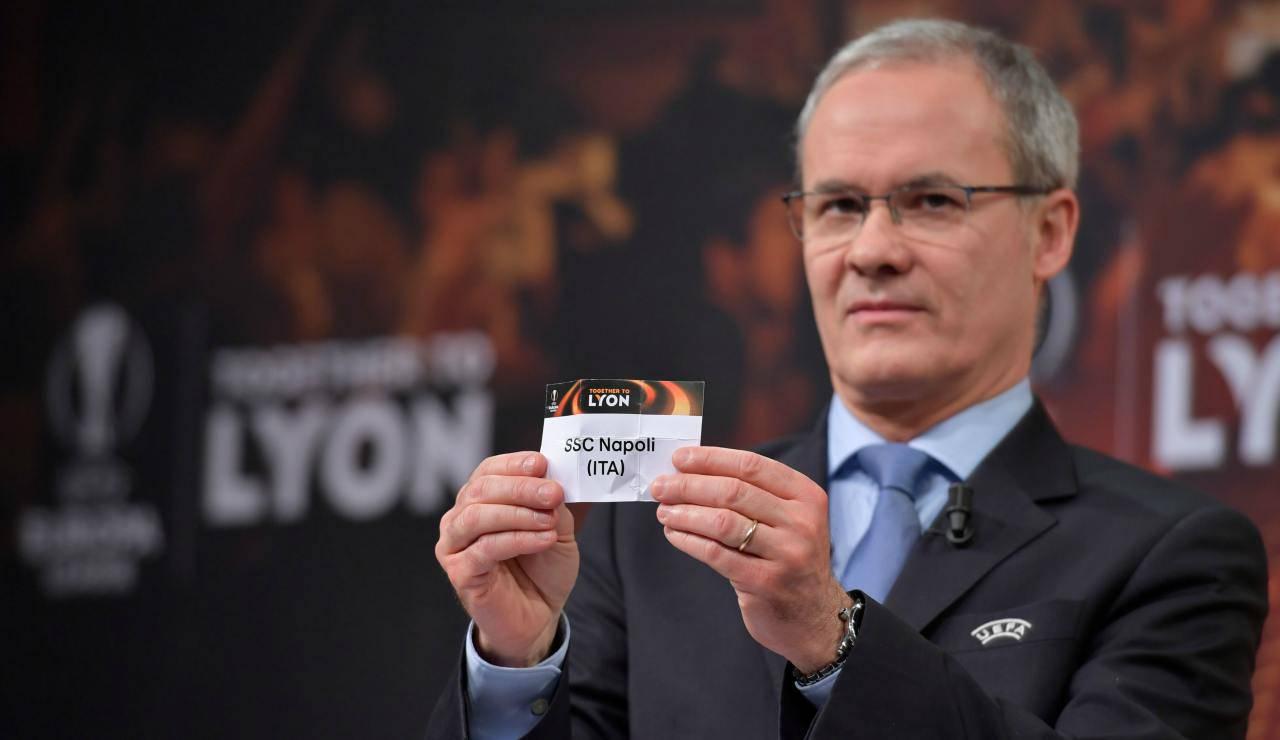 sorteggio gironi europa league