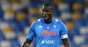 koulibaly indosserà la fascia di capitano contro la Juventus