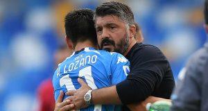 Lozano Gattuso Napoli