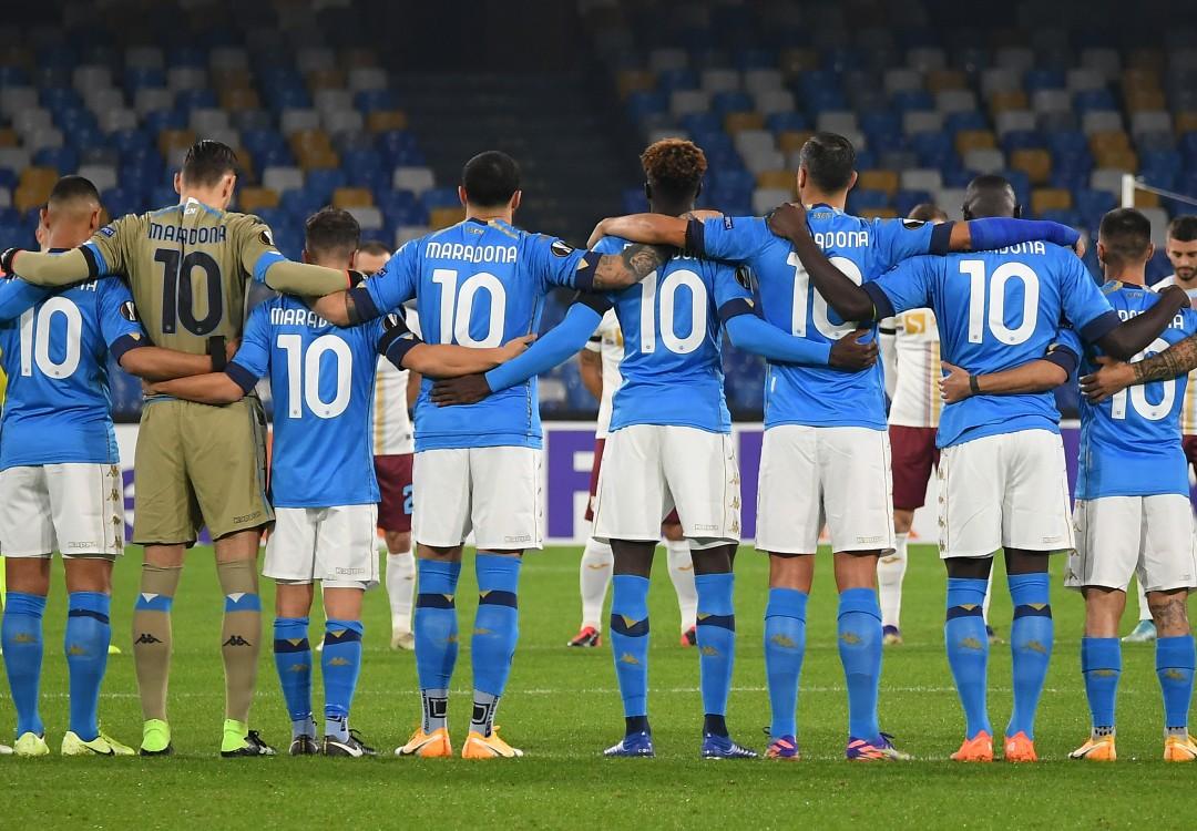 Napoli maglia 10 Maradona