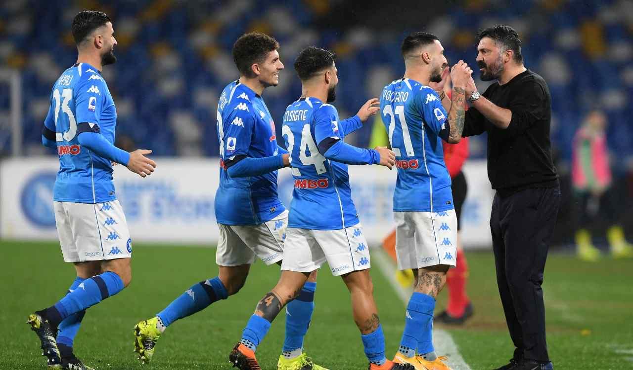 Politano Napoli Parma