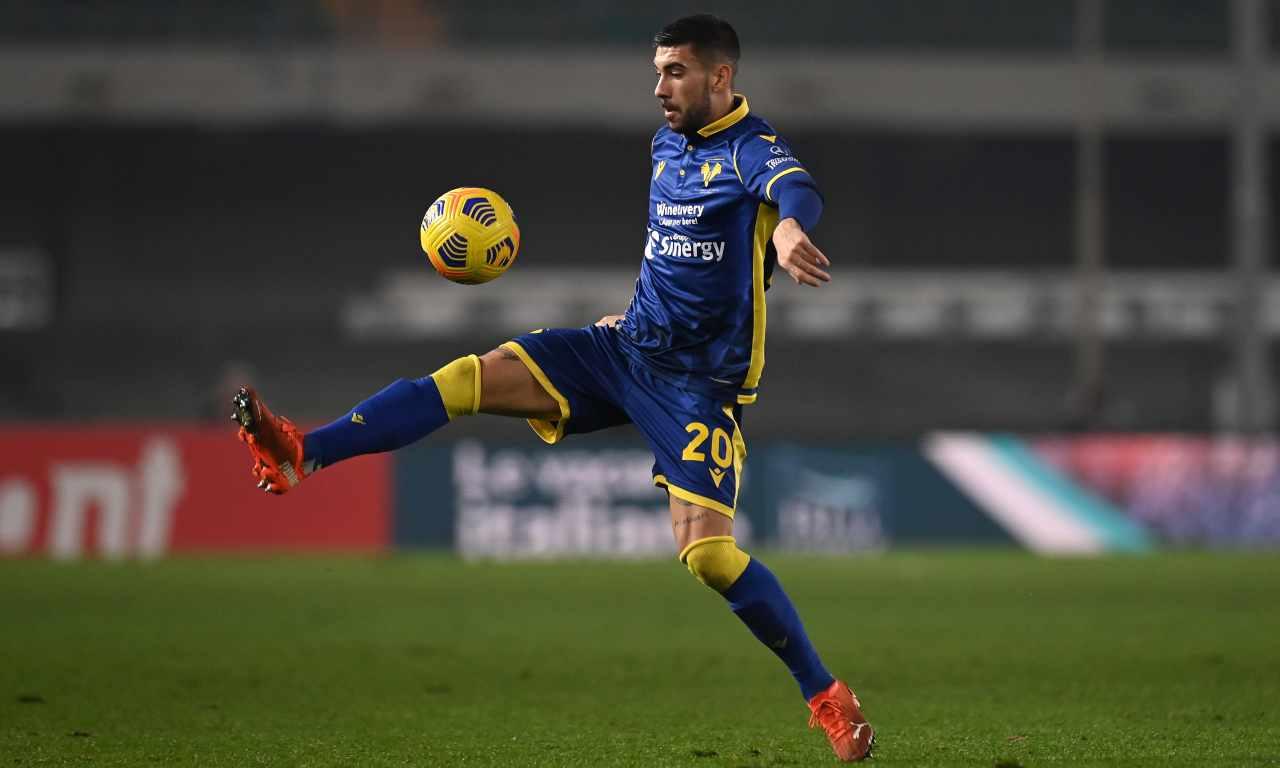 Mattia Zaccagni Napoli calciomercato